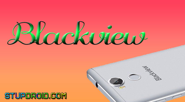 How to Install twrp Recovery Root Blackview P2 Lite