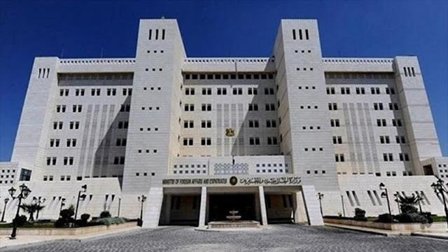 Siria alaba ataques de represalia de Irán contra bases de EEUU