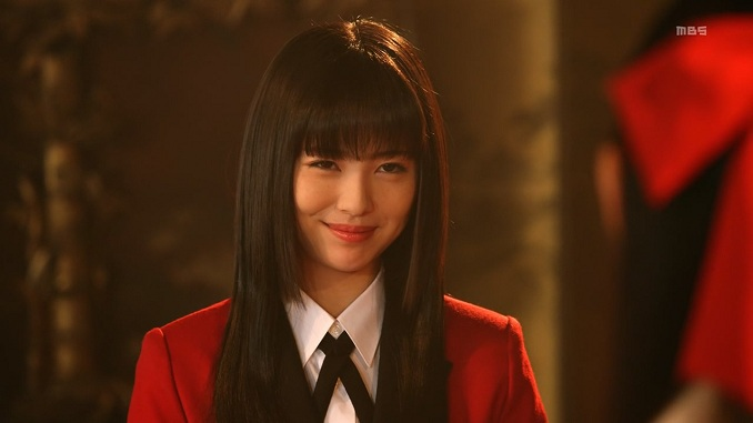 SMA Swasta Hyakkou merupakan sekolah formal tradisional di mana banyak anak pebisnis dan politikus yang kaya raya. Di sekolah ini, terdapat sistem kasta yang ditentukan oleh perjudian. Para siswa yang kalah judi dan masuk 100 besar terbawah, akan diperlakukan seperti budak. Suatu hari, seorang perempuan misterius bernama Jabami Yumeko masuk ke sekolah itu. Dilihat dari luar, Jabami seperti seorang yang polos dan imut, akan tetapi dia sangat gila berjudi.