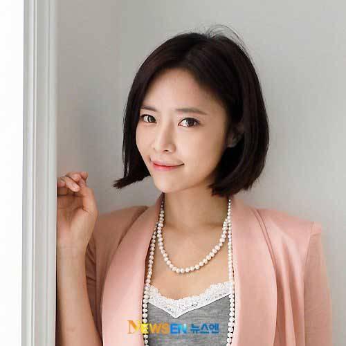 Model Rambut Bob Ala Korea