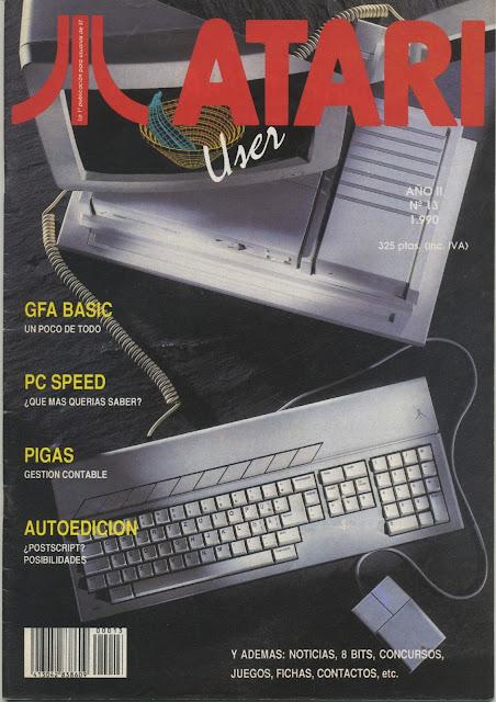 Atari User #13 (13)