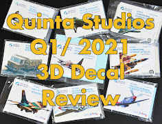 Review: Qunita Studio Interior 3D-Decals - 1/32nd & 1/35th scale decals for Q1/ 2021