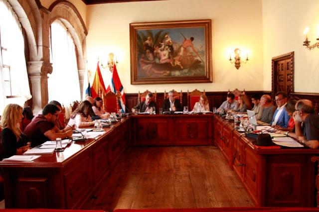 El Ayuntamiento de Santa Cruz de La Palma aprueba los nuevos estatutos del Organismo Autónomo de la Bajada de la Virgen