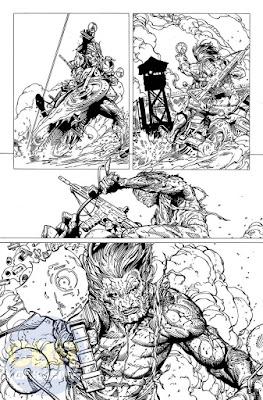 """""""Return of Wolverine"""" núm.1 de Charles Soule y Steve McNiven."""