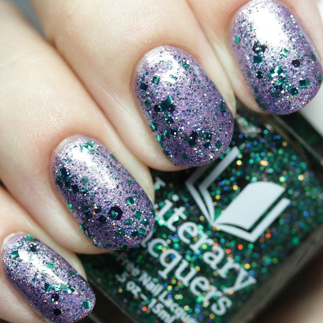 Literary Lacquers Lestat and Louis Duo