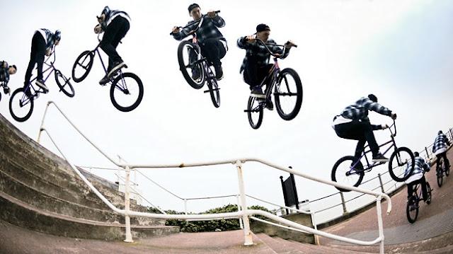 Bicicletas Bmx, deportes