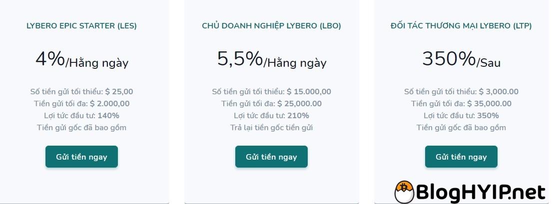 review hyip : lybero.ai