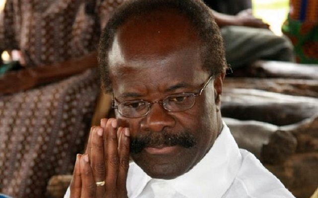 NDC Lawyer Tamakloe slams Dr. Nduom as incompetent [Audio]