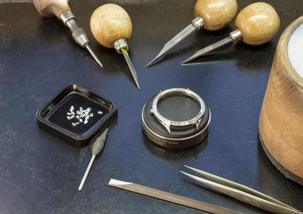 Artesanía en la relojería 10