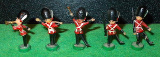 30mm Guardsmen; 30mm Toy Figures; 30mm Toy Soldiers; Cake Decoration Figures; Cake Decorations; Factory Painted; Guards Band; Guards Division; Guards Drummer; Guards Musicians; Guardsman Toy Soldiers; Guardsmen; Hong Kong Novelty; Made in Hong Kong; Novelty Figures; Novelty Figurines; Novelty Guards; Novelty Toy Soldiers; Polystyrene Toy Soldiers; Sentries; Small Scale World; smallscaleworld.blogspot.com;
