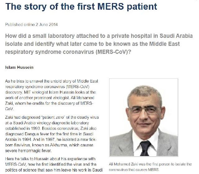 Penemu Virus Corona Ternyata Seorang Ilmuwan Muslim, Ia Diburu