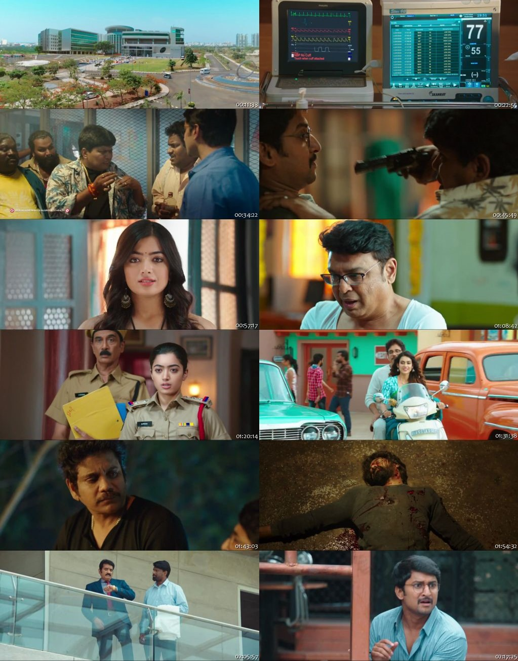 Devadas 2018 HDRip 720p [Hindi Dubbed]