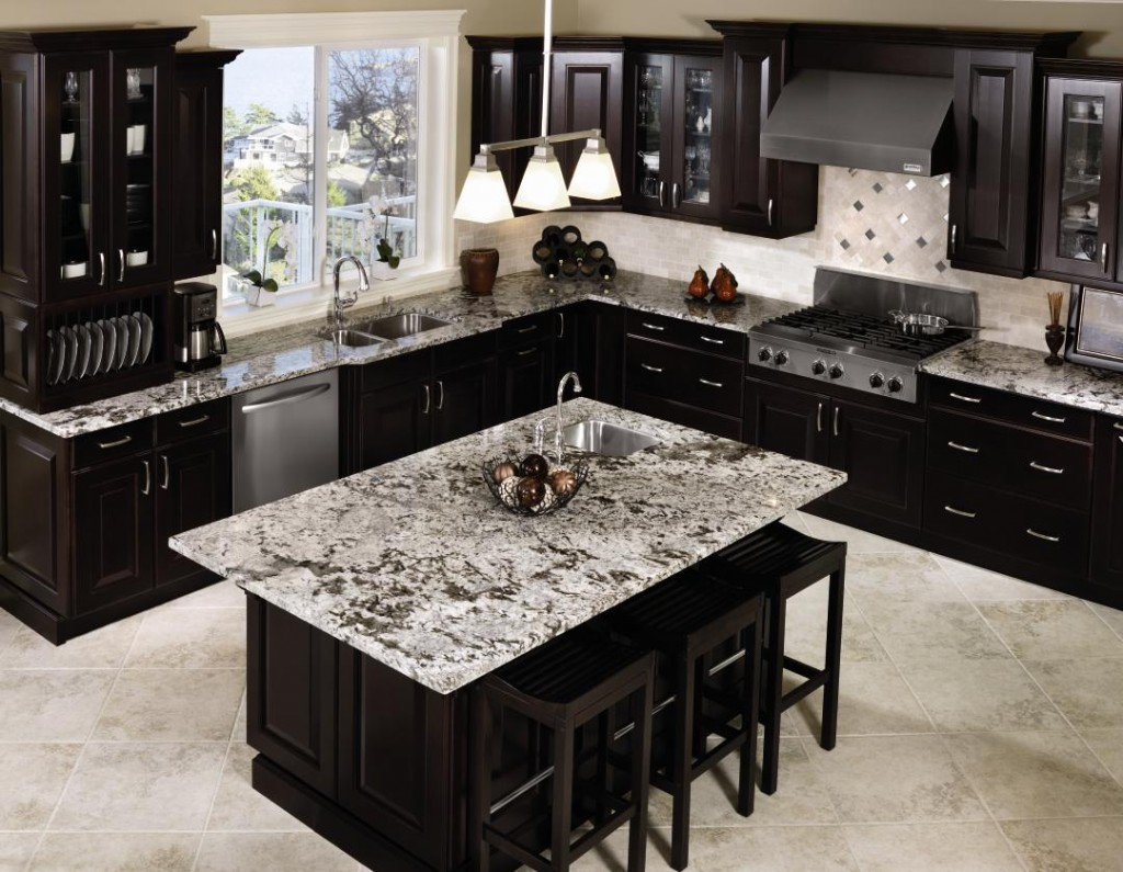 Delicieux Trendy Black Kitchen Countertops U Cabinets With Best Finishing Touches  With Best Countertops For The Money.