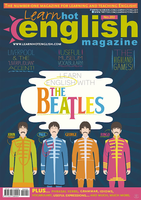 Learn Hot English - Issue 202, March 2019