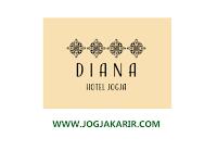 Lowongan Kerja Accounting dan Cook di Hotel Diana Jogja