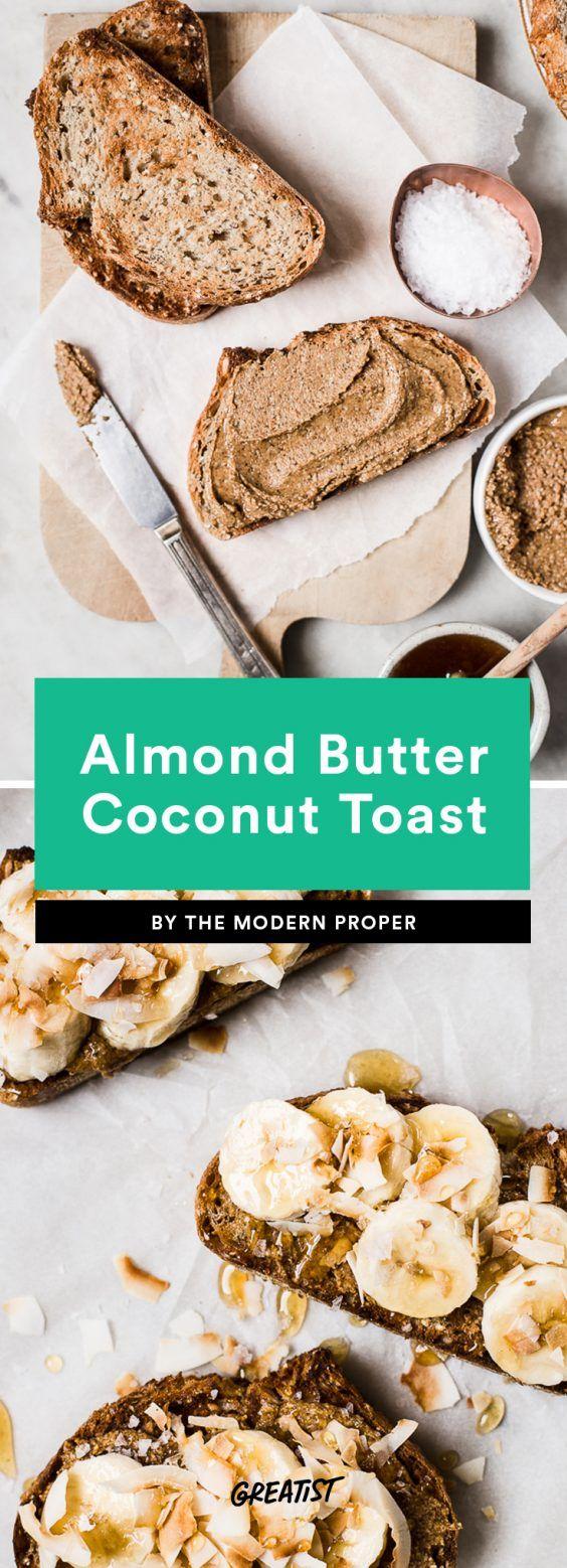 7 Sweet Breakfast Toasts That Taste As Good As They Look