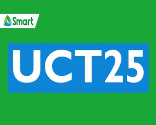 Smart UCT25 – Unli FB, Tri-net Calls, Text to All Networks for only 25 Pesos