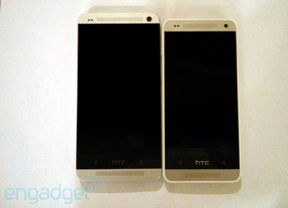 HTC One Mini Images Surface Online