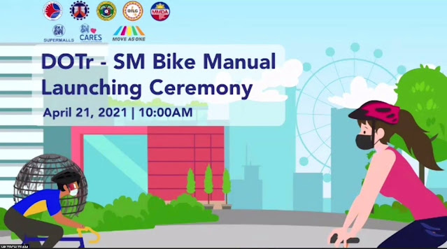 SM and DOTR Biker's Manual Launching
