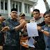 Mahasiswa Aceh Melakukan Aksi Demonstrasi Tolak Perizinan PT. EMM