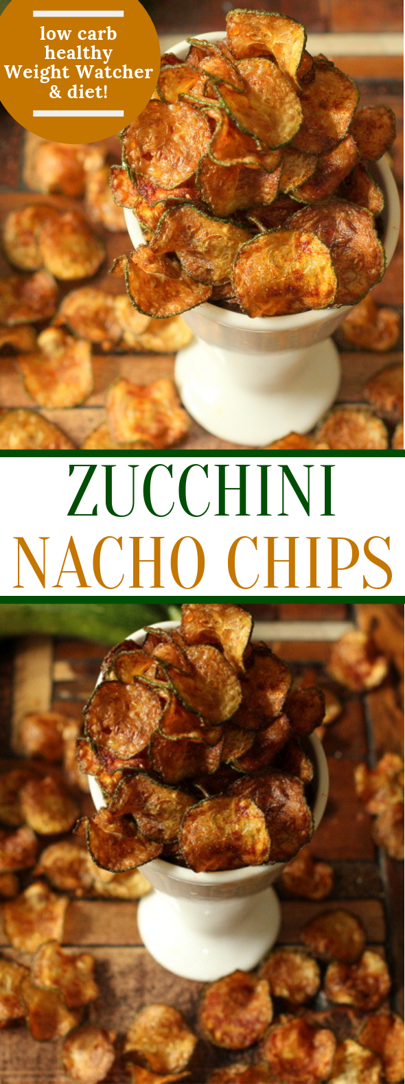 Zucchini Nacho Chips #lowcarb #dietrecipes
