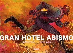 Marcos Prior: Gran Hotel Abismo