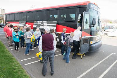 PEZ Bus Tour Group