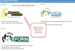 Cara Mudah Daftar DJP Online