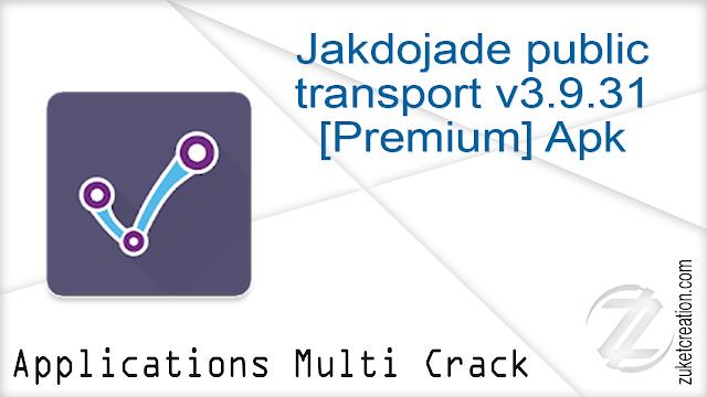Jakdojade public transport v3.9.31 [Premium] Apk