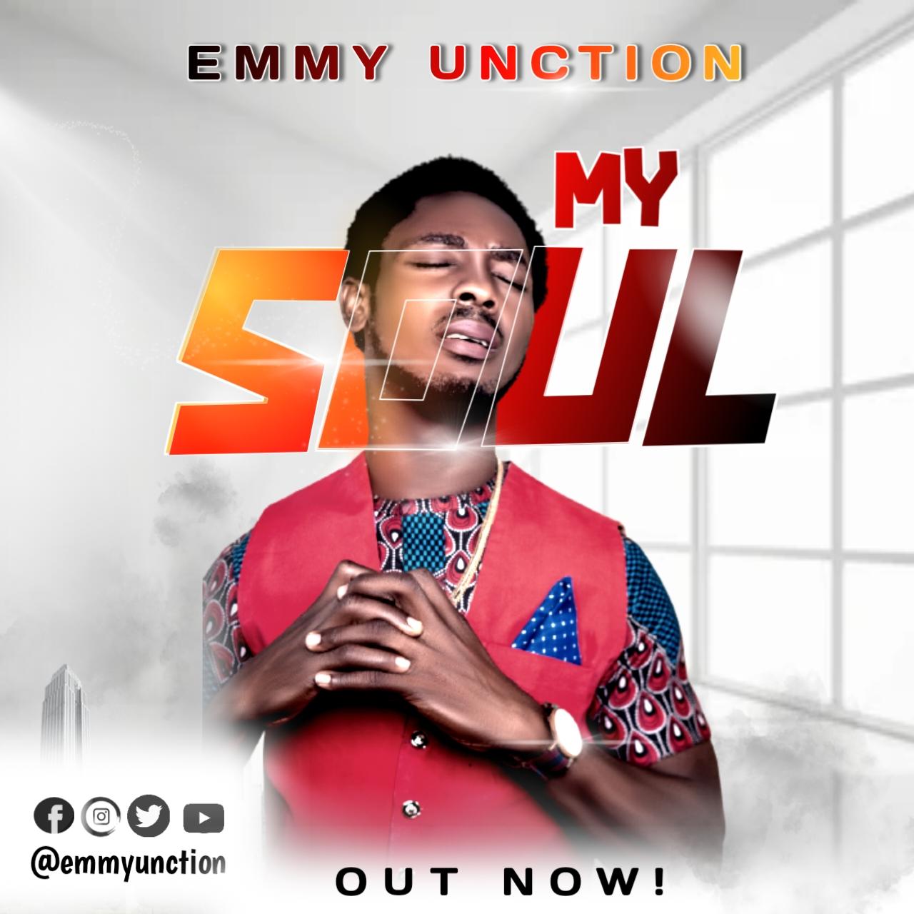 [Music] Emmy Unction - My soul (Prod. Stevekings)