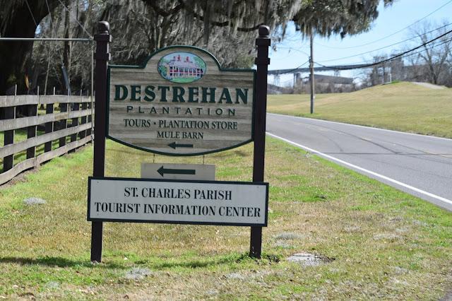 Destrehan Plantation, Louisiana, New Orleans