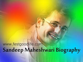 Sandeep Maheshwari Biography