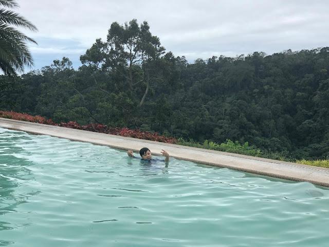 Prince at Vista Tala Infinity Pool