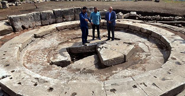 Fountain in ancient city of Kibyra to be restored