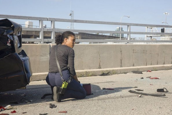 """chicago fire episode 805 buckle up promotional photo 12 595 - Chicago Fire (S08E05) """"Buckle Up"""" Episode Preview"""