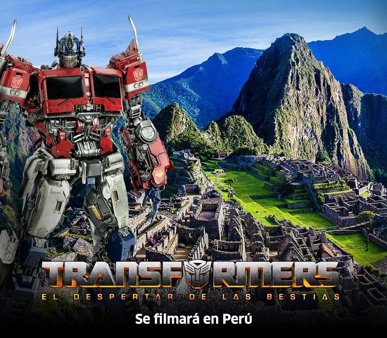 Confirmado!! PROMPERÚ anuncia que Paramount Pictures rodará película de la saga Transformers en Perú