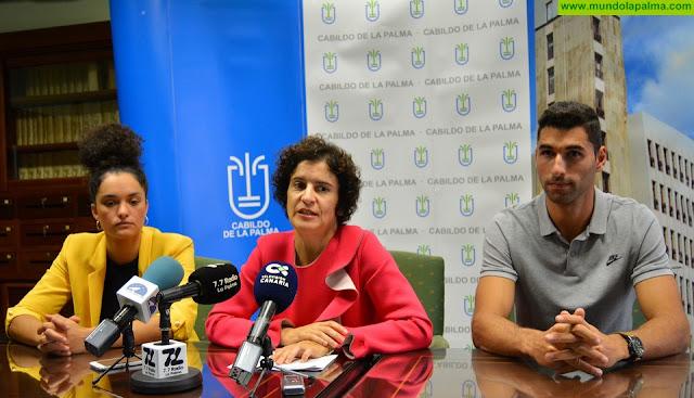 Samuel García y Rosanna Simón, protagonistas de la campaña 'Mejor ser SIN' de prevención del consumo de alcohol y drogas entre la juventud