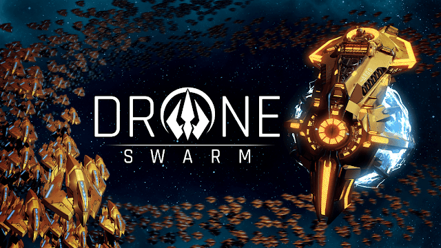 New trailer reveals the unique story of sci-fi strategy-adventure game Drone Swarm