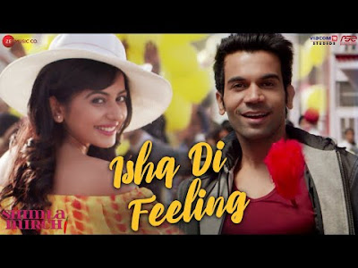 Ishq Di Feeling Lyrics from Shimla Mirch
