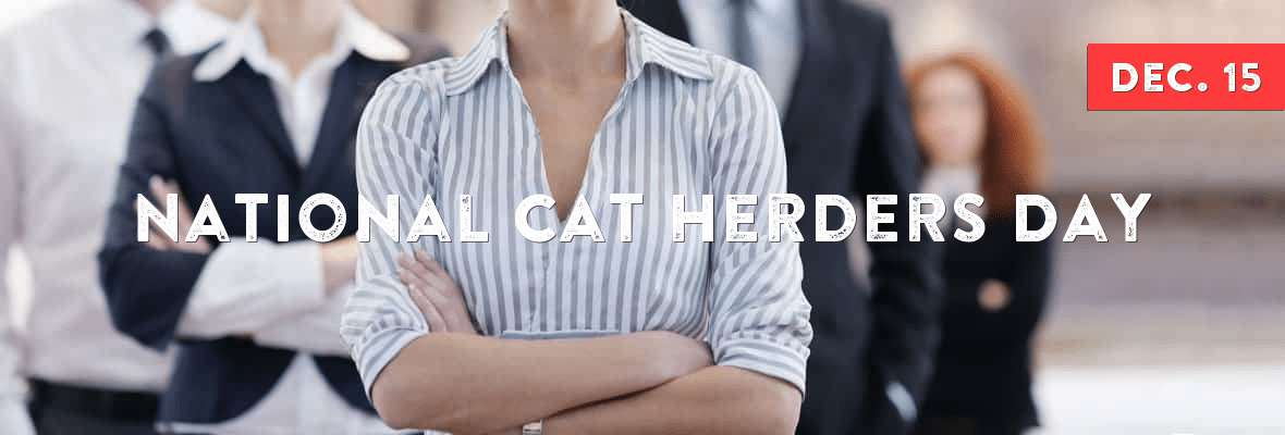 National Cat Herders Day Wishes pics free download