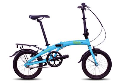 5 Sepeda Lipat Polygon Harga 5 Jutaan Terbaru Juli 2020