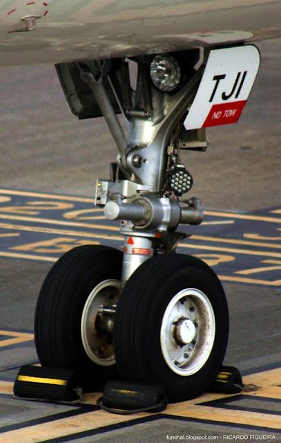 AERPORTO DA MADEIRA - LPMA - CS-TJI - TAP - A321 NEO - JÚLIO POMAR