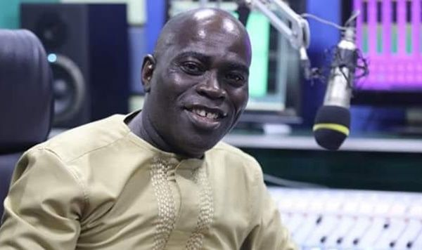 Peace Fm's Nana Agyei Sikapa Passes On