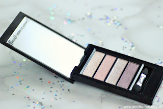 Review: CATRICE Dazzle Bomb - Glitzer Explosion vom feinsten!!!  - Makeup Palette - Dazzle Bomb - Eye & Lip Powder C01 - Dazzle Now or Never - www.annistchkasblog.de