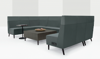Powered Guest Reception Furniture