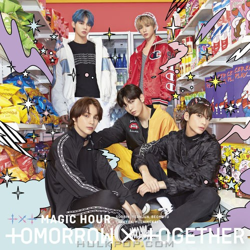 TXT (TOMORROW X TOGETHER) – MAGIC HOUR – Single (ITUNES PLUS AAC M4A)