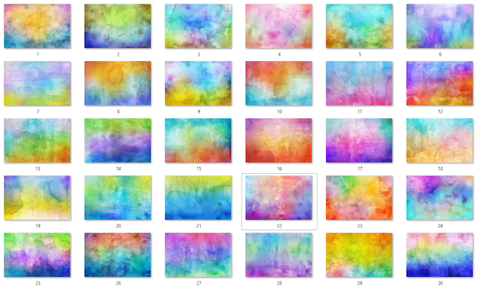 30 Best water Color background