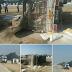 အျမန္လမ္းတြင္ ယာဥ္ေမာင္းအိပ္ငိုက္ေသာေၾကာင့္ Light  Truck ယာဥ္တစ္စီး တိမ္းေမွာက္ လူ ႏွစ္ဦးဒဏ္ရာရ
