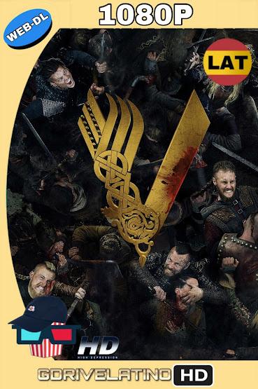 Vikingos Temporada 5 Completa WebDL 1080p Latino-Ingles MKV