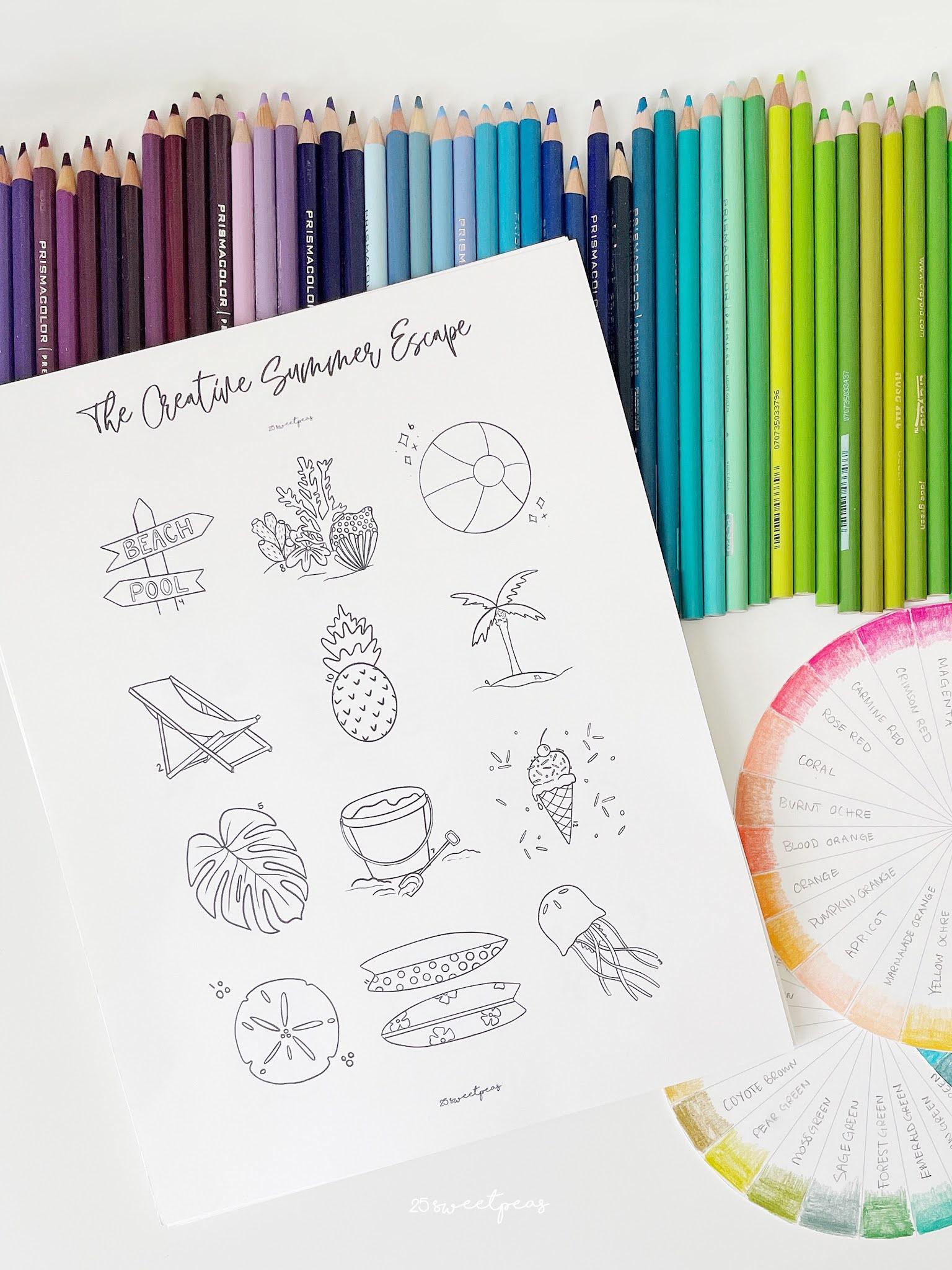 25 Sweetpeas The Creative Summer Escape